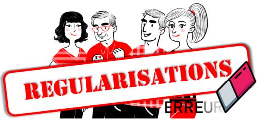Régularisations